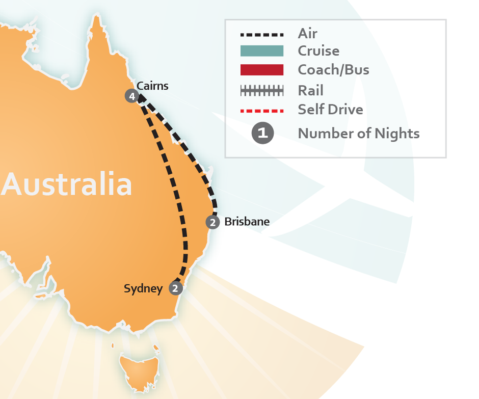 australia vacations and custom travel packages about australia