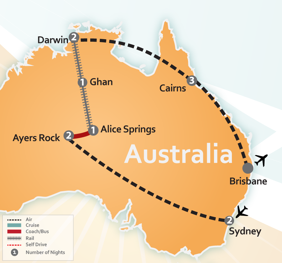 The Outback Australia and Sydney Vacation Darwin Ghan Alice Springs Ayers Rock