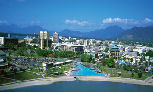 1st - 2nd Oct (Days 10 to 11) - 1 Night Accommodation in Tropical Cairns