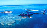 Optional Upgrade (Pricing Available On Request) - Great Barrier Reef Helicopter Ride