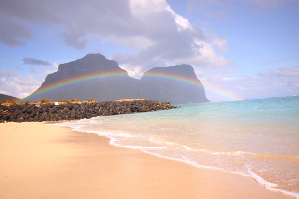 how to visit lord howe island