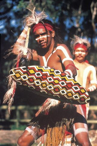Aboriginal Dance Group Currumbin