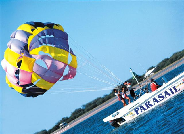 Gold Coast Parasailing