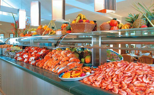Seafood Buffets