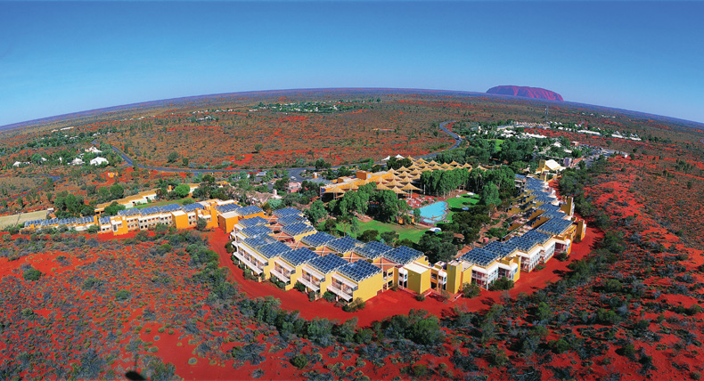Visit Uluru - Ayers Rock in Australia's Red Center