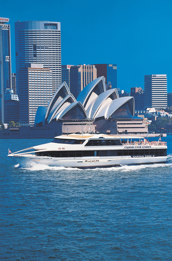 Our Australia Travel Packages offer tours of the famous Sydney Harbor and Opera House.