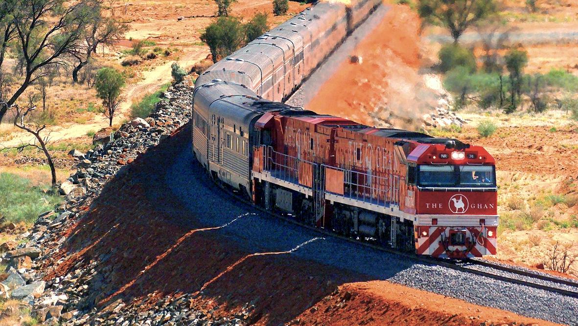 Train Travel In Sydney