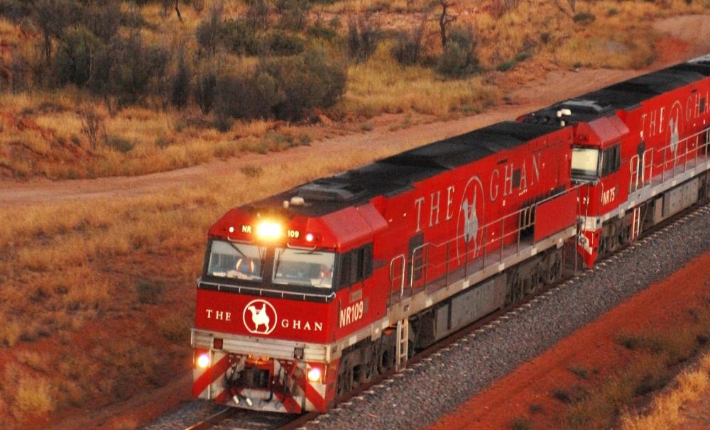 Rail Travel Australia