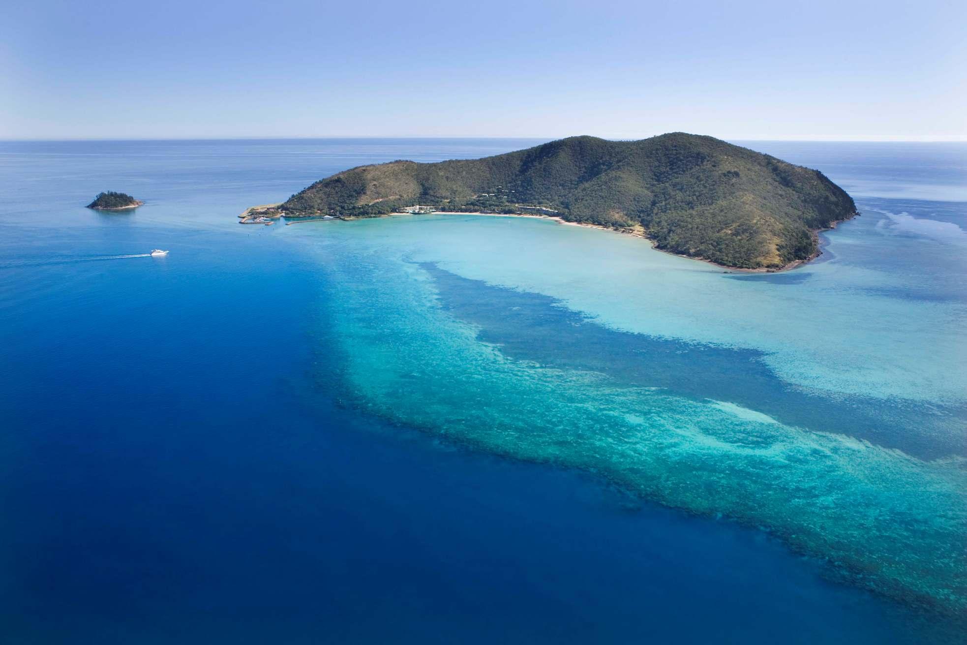 Hayman Island: About Australia