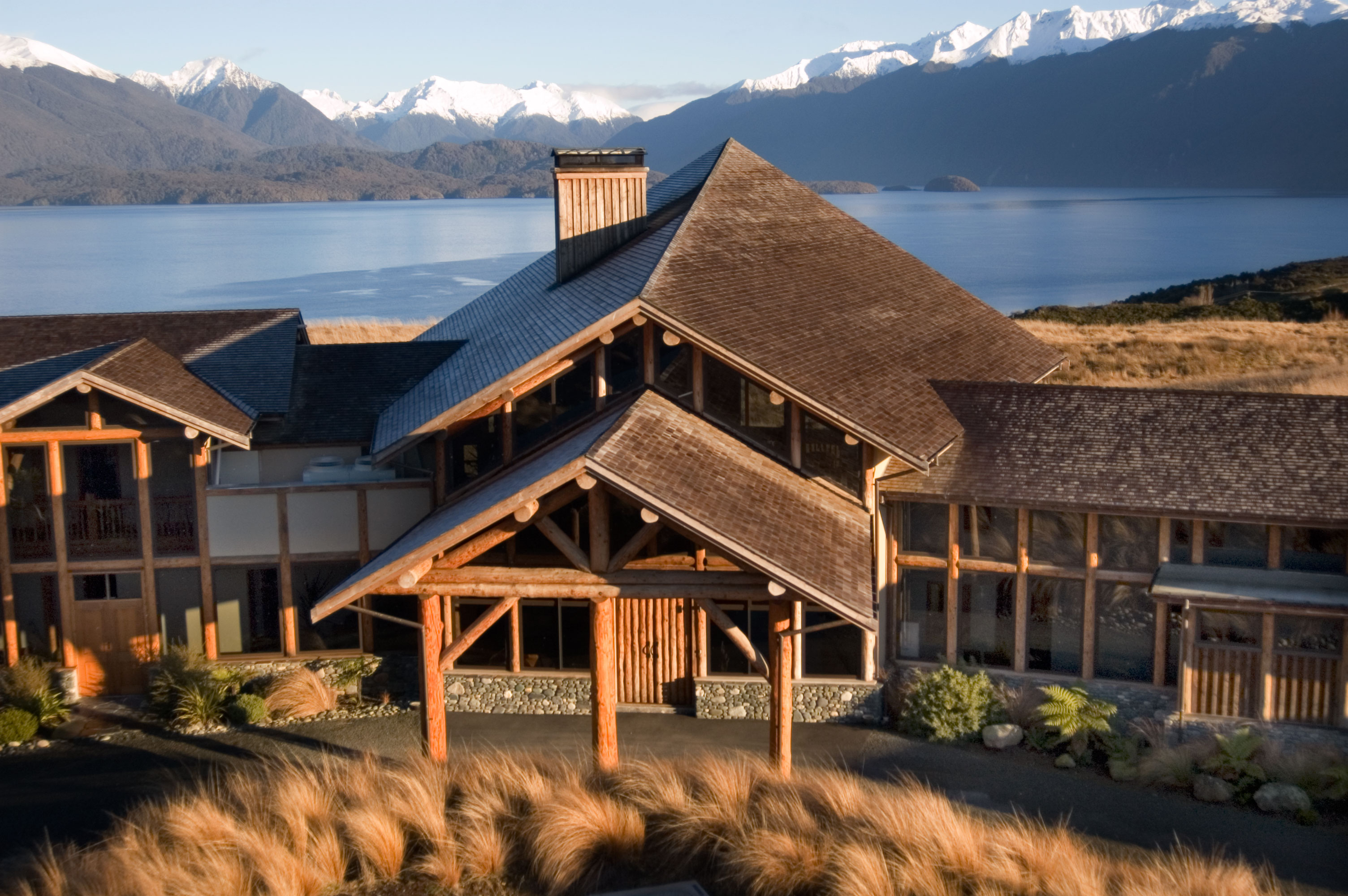 Top Luxury Lodges in New Zealand  About Australia