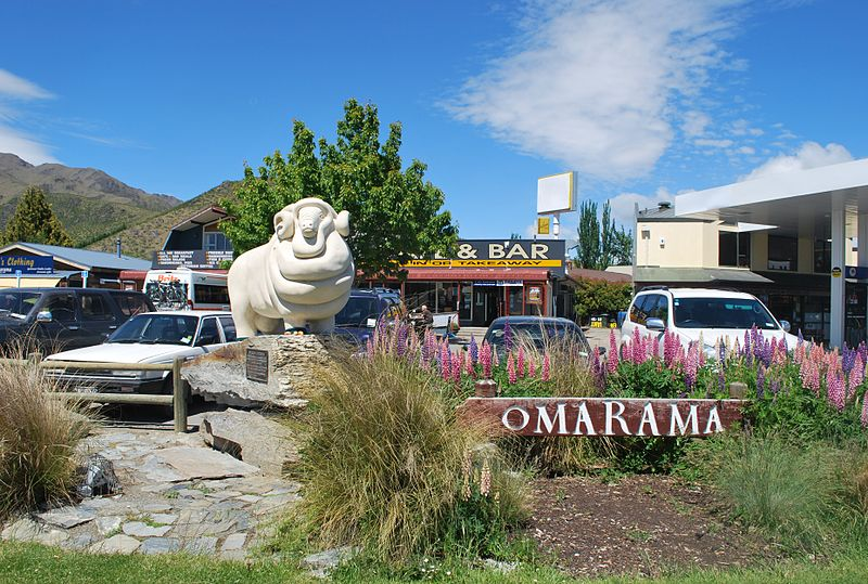 Omarama New Zealand  City pictures : LAAC] New Zealand Vista Escorted Tour