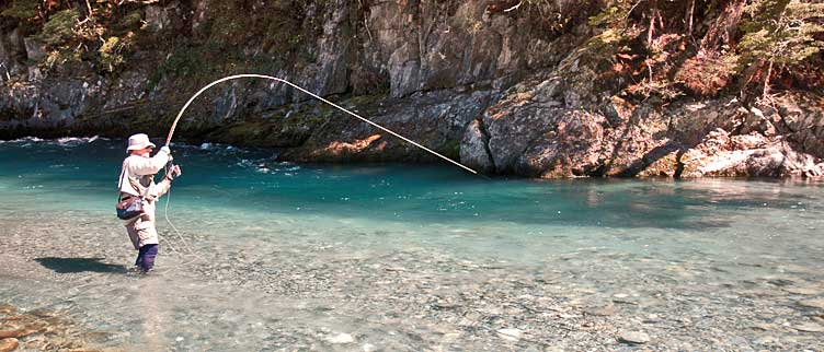 Fly Fishing Adventures in New Zealand