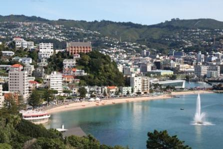 Include a stop at Wellington while on your vacation