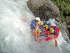 White Water Rafting Tour, Queenstown, New Zealand