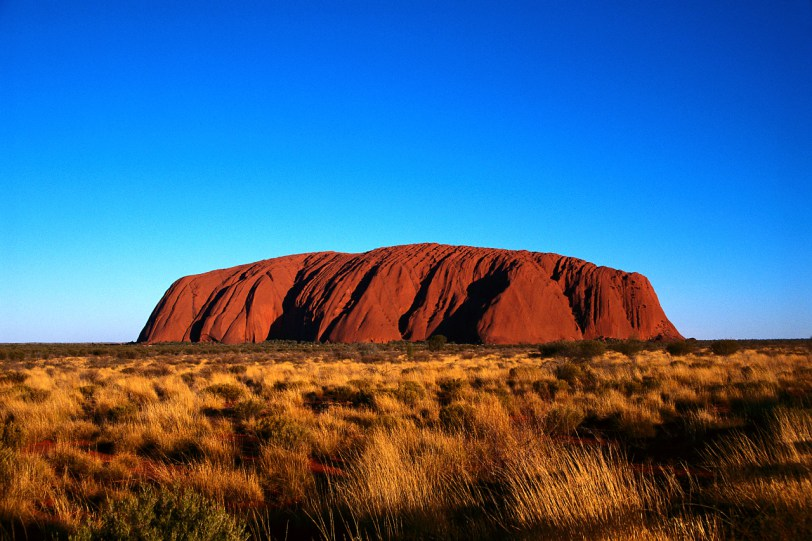Outback Vacation Feat Ayers Rock G22 St