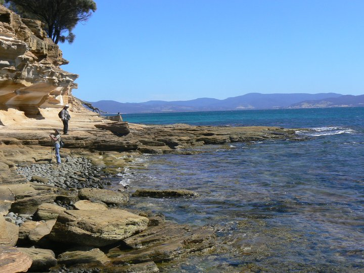 how to get to maria island tasmania