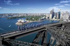 Bridge Climb, Sydney, Australia