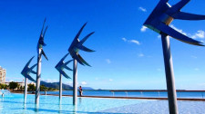The Esplanade, Cairns, Australia