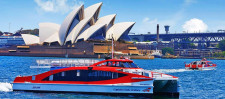 Express Harbour Cruise, Sydney, Australia