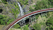 Kuranda Rainforestation, Cairns, Australia