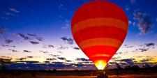 Balloon Flight, Alice Springs, Australia