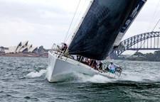 Americas Cup Sailing, Sydney, Australia