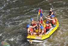 White Water Rafting, Cairns, Australia