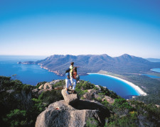 Freycinet Walk, Tasmania, Australia
