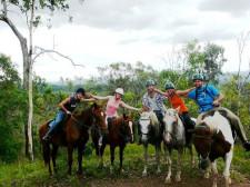 Horseback Ride Half Day, Kuranda,Cairns, Australia