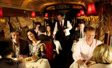 Colonial TramCar Dinner, Melbourne, Australia