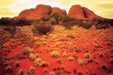 Kata Tjuta Tour, Ayers Rock, Australia