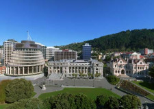 Parliament, Wellington, New Zealand