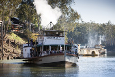 Port of Echuca, New South Wales, Australia