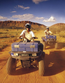 Quad Bikes in Alice Springs