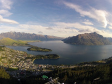 Gondola Ride, Queenstown, New Zealand