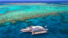 Great Barrier Reef Cruise, Cairns, Australia