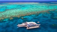 Great Barrier Reef Cruise, Cairns, Australia
