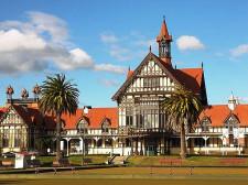 Museum, Rotorua, New Zealand