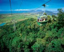 Skyrail Rainforest Cableway, Cairns, Australia