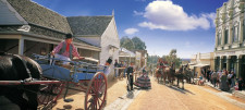 Sovereign Hill Gold Rush & Wildlife Park