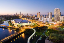 Gold Coast Nightlife, Gold Coast, Australia