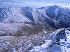 The Southern Alps, Wanaka, New Zealand