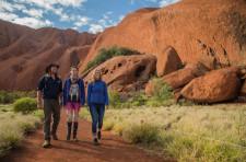 Small Group Tour, Ayers Rock, Australia
