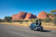 Uluru Motorcycle Tours, Ayers Rock, Australia