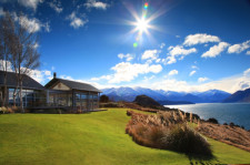Whare Kea Lodge, Lake Wanaka, New Zealand