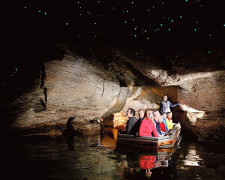 Glow Worm Caves, Te Anau, New Zealand