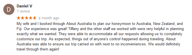 About Australia reviews