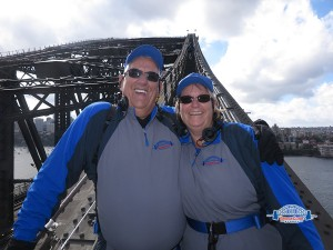 Sydney Bridge Climb Travel Agent Review