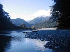 Dart River Safari in Queenstown, New Zealand