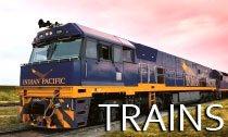 Australia Train Tours